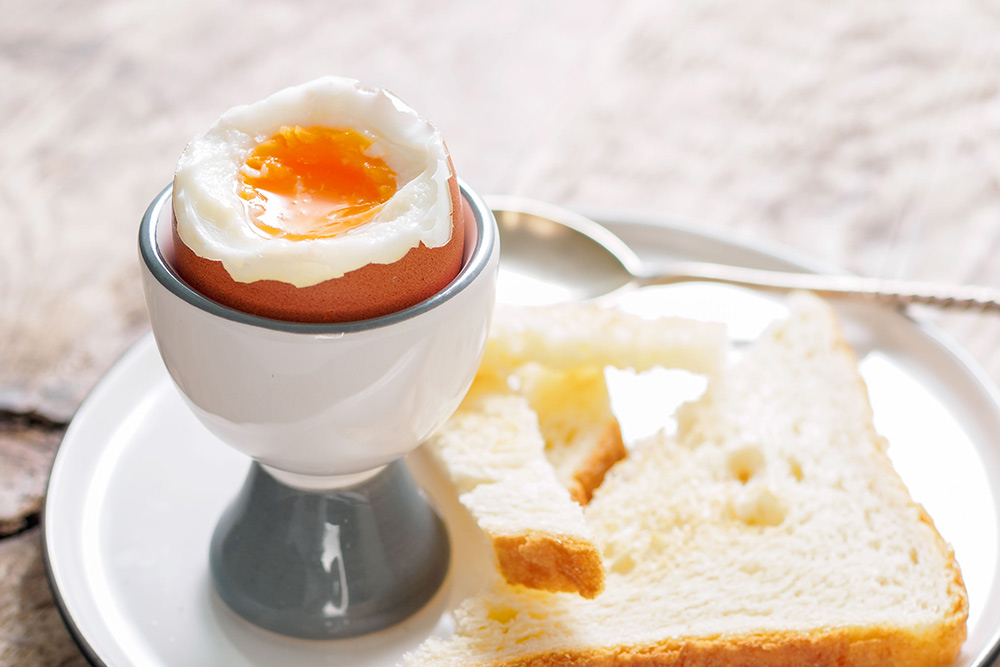 5 razóns polas que o ovo é un  súper alimento