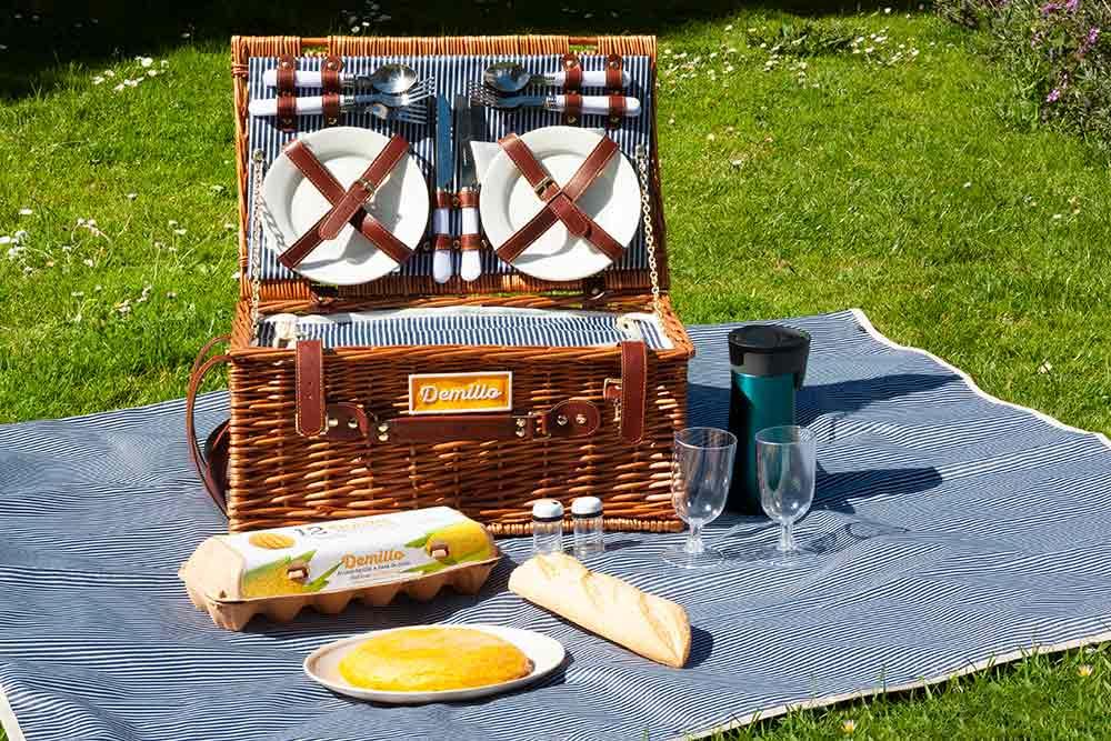 Receitas para picnic, o mellor plan de verán