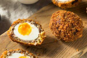 De viaxe polos 5 continentes: receitas internacionais con ovo
