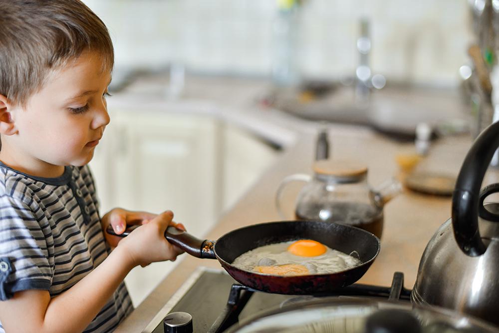 Os beneficios do ovo: versátil e para todas as idades